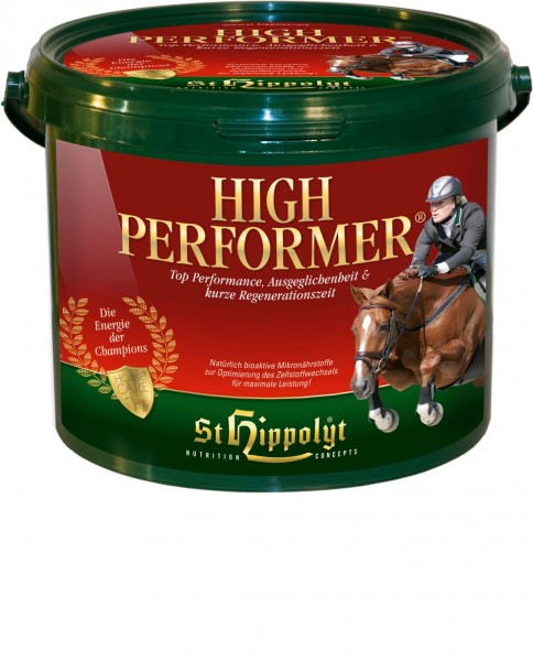 St.Hippolyt High Performer